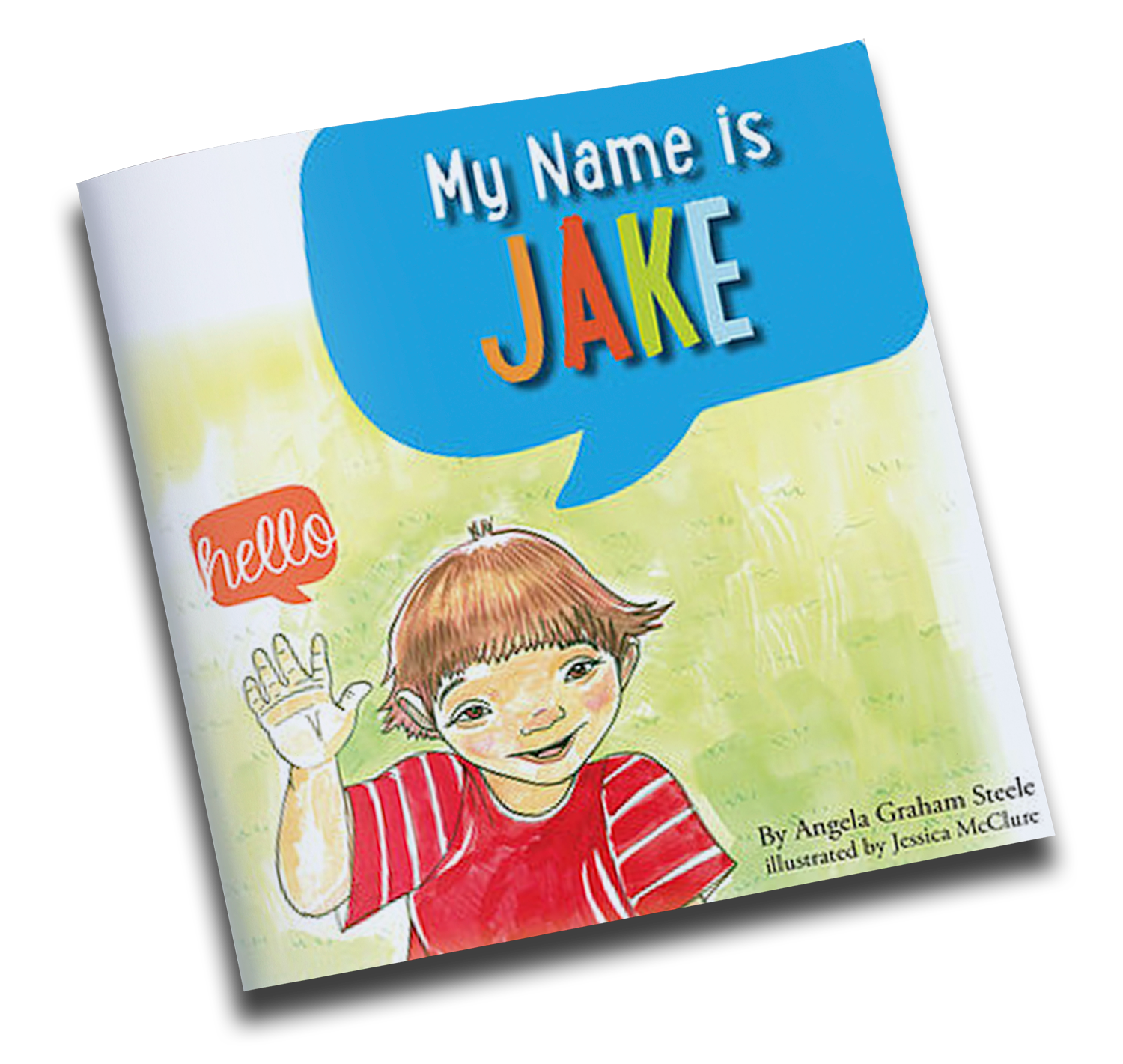 My Name is Jake Cover